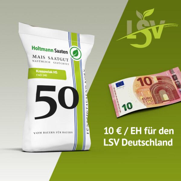 LSV Deutschland Mais Aktion