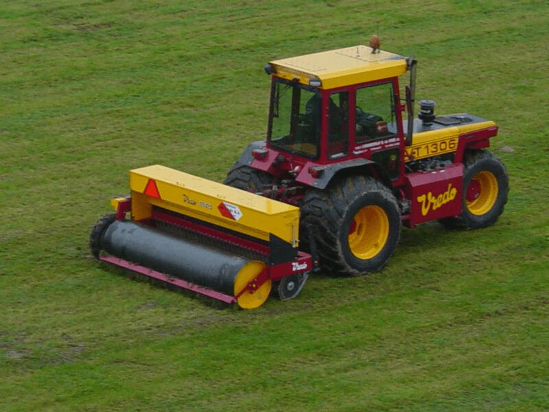 Gras Nachsaat