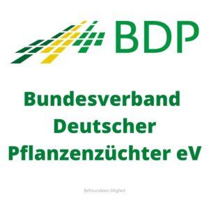 BUNDESVERBAND DEUTSCHER PFLANZENZÜCHTER