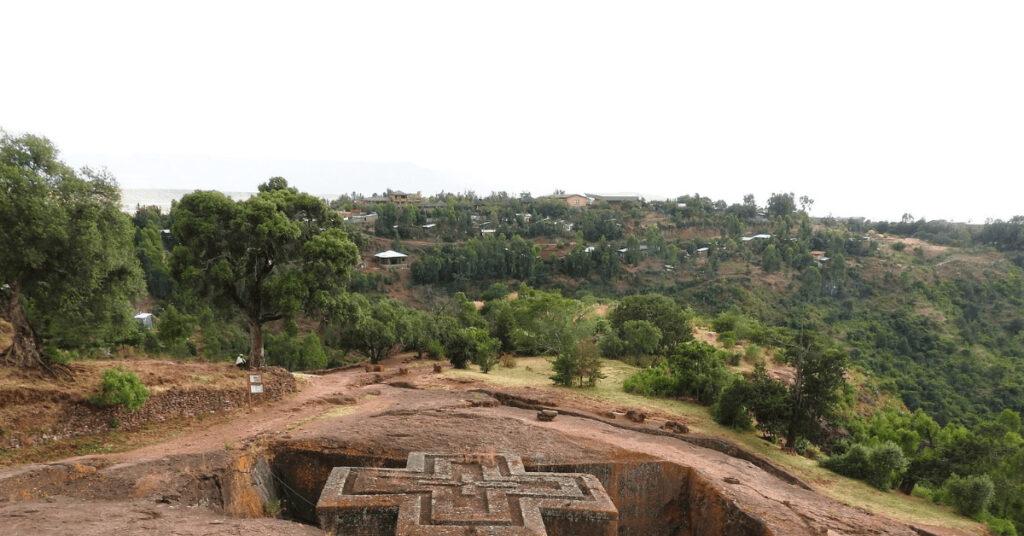 Sorghum Geschichte, Äthiopien, Süssgäser