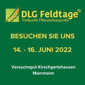 DLG Feldtage 2022 - Holtmann Saaten